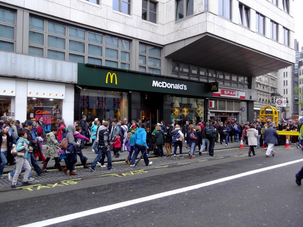 McDonalds Strand