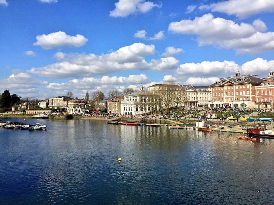 Richmond - River Thames