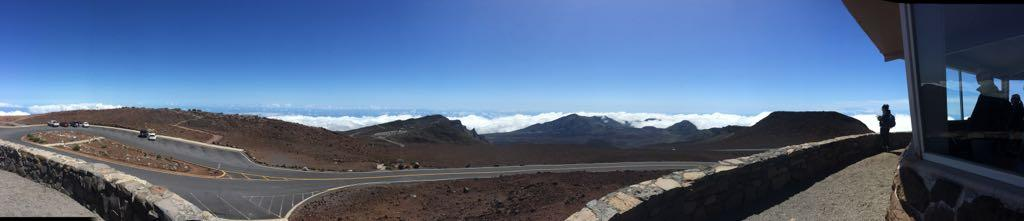 Haleakalā National Park, Maui (road to the summit) - May 2017