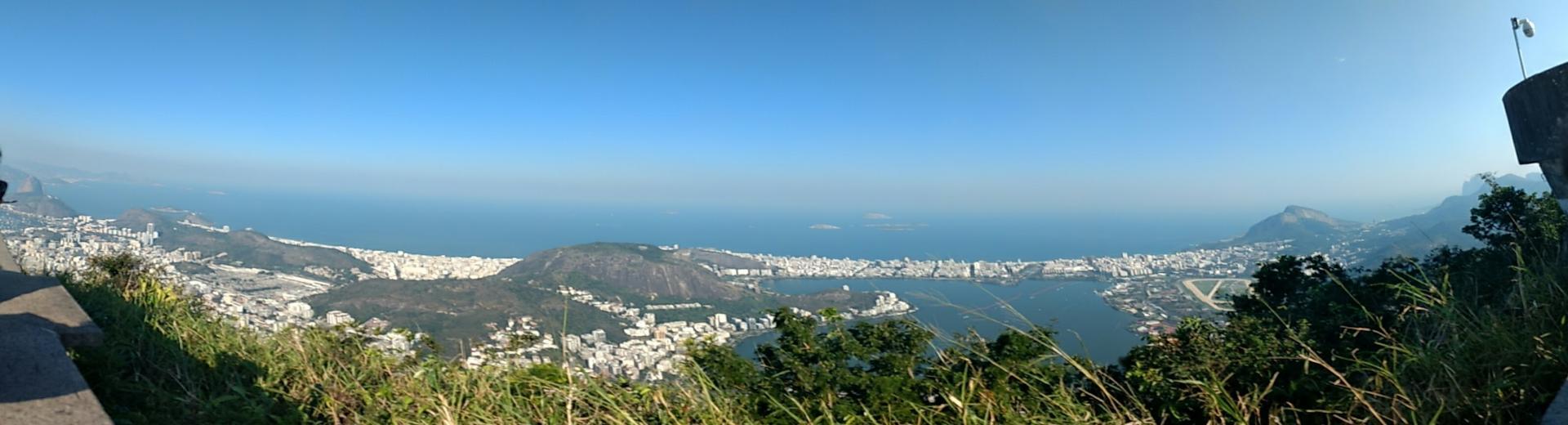 Panorama Views over Rio de Janeiro - Rio 2016